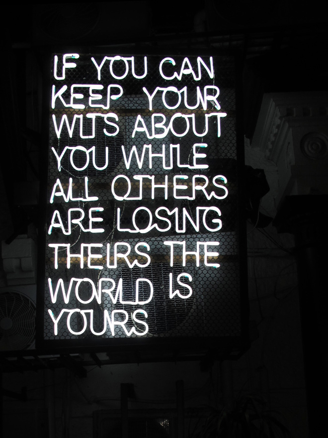 Quotes About Peopld Neon Quotesgram